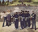 Execution of Maximillian